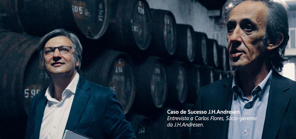 Caso de Sucesso J.H.Andresen
